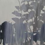 acryl op paneel, 2003