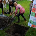 Vlaggenproject schat begraven