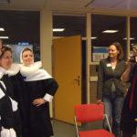 introductie Rembrantproject bij leerkrachten van de Dijk
