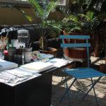 workshop buiten schilderen Hortus
