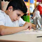 leerlingen van de Springstok maakten een eigen zilveren speeltuin