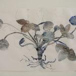 aquarel, krijt, 65/50 cm, 2010